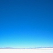 photo Utah salt flats