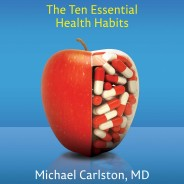 graphic, book jacket, The Ten Essential Health Habits