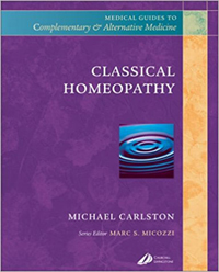 Complementary & Homeopathy Medicine – Michael Carlston, M D